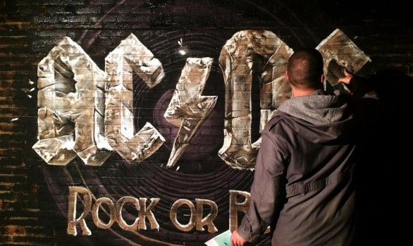 AC/DC release 'Rock or Bust'